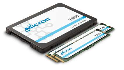 5300 And 7300 SSD Series To Add Up To Micron's Enterprise SSD Lineup
