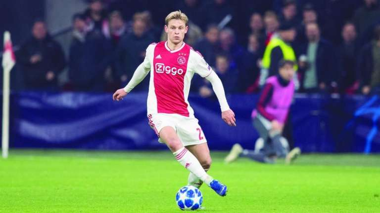 FIFA 20 Career Mode: Here Are The Best Young Central Midfielders To Buy, de Jong, Melo, Neves, Ceballos