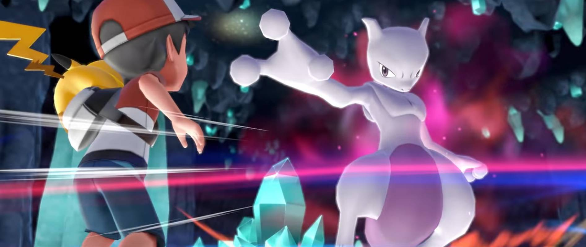 Pokémon Company Offers Alternative Method For Gamers To Obtain Mewtwo For Pokémon: Let's Go
