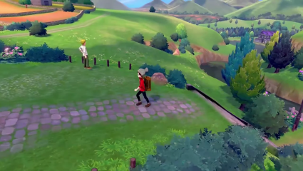 New Gameplay Footage From Pokemon Sword And Shield Reveals Its Sprawling And Charming Open World, Galar Is The Most Ambitious In The Series So Far