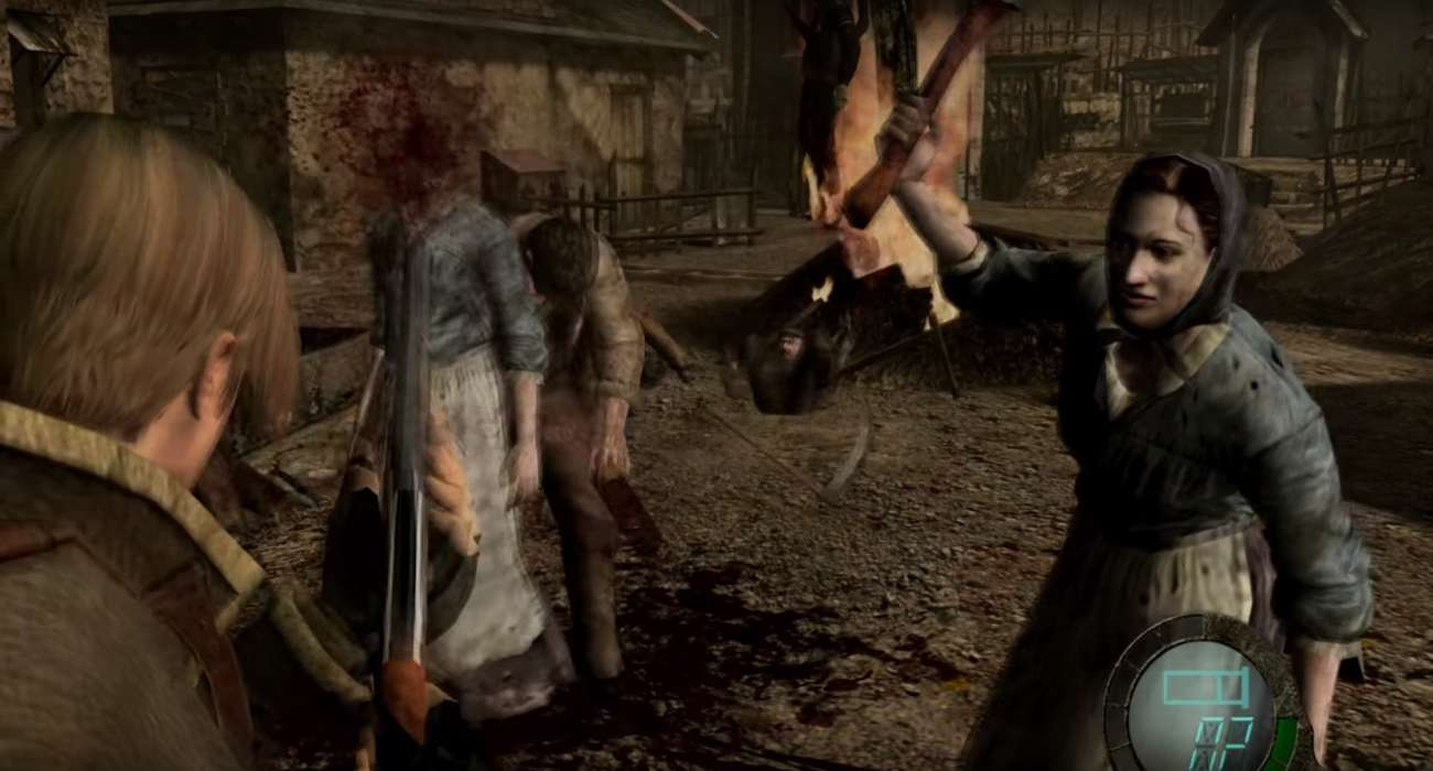 Capcom's Resident Evil 4 Is Now Really Cheap Thanks To PlayStation's Halloween Sale