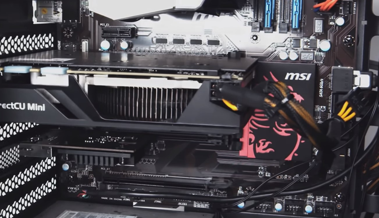 A Modern 60fps Gaming Experience On Your Desktop Does Not Have To Cost A Lot With This Wreck Spec Junkyard Salvage