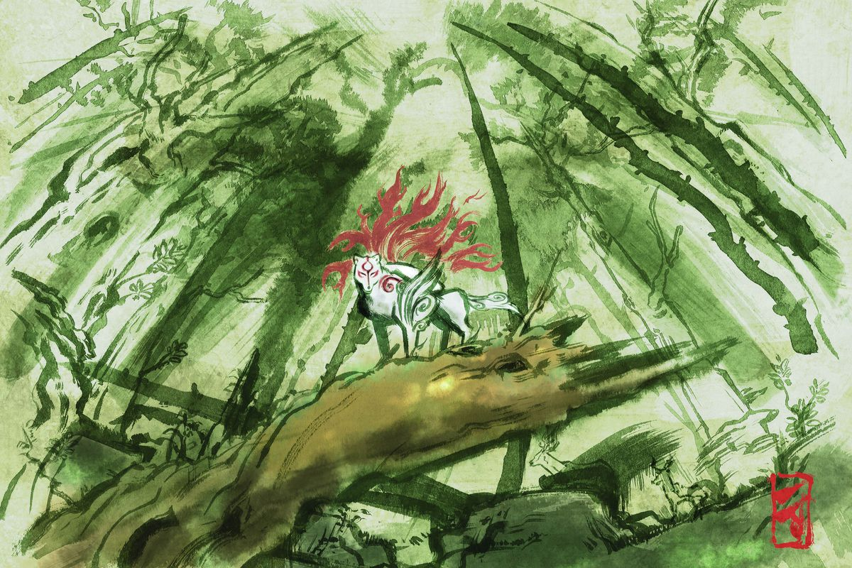 An Okami Sequel May Be In The Works, Developer Ikumi Nakamura Is Open To Creating The Next Game In The Beloved Franchise