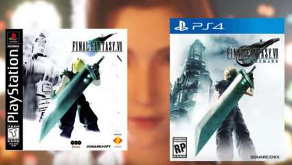 Final Fantasy VII Remake Box Art Will Pay Homage To The Original 1997 Game's Iconic Artwork