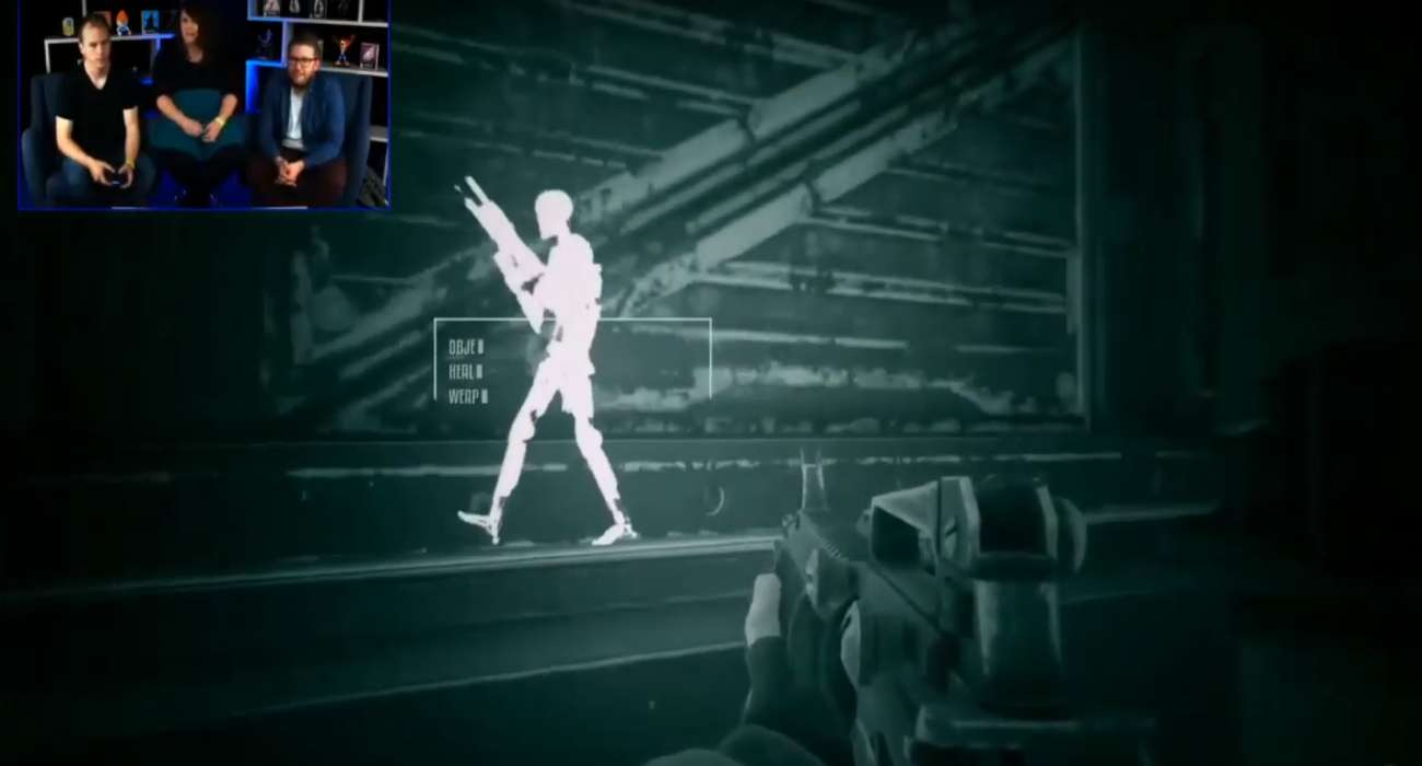 Some Extended Footage Of Gameplay Was Just Revealed For Terminator: Resistance