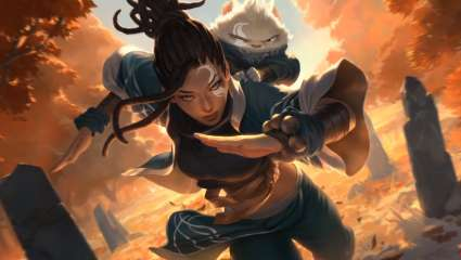 New LOL Spinoff Legends Of Runeterra Not Likely To Expand To Physical Trading Cards