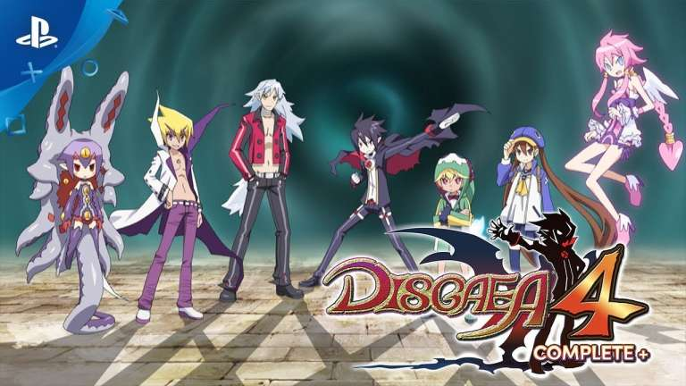 Disgaea 4 Complete+ Releases On The Switch And PlayStation 4 Today, Come Have Some Hellish Fun In A Wacky World