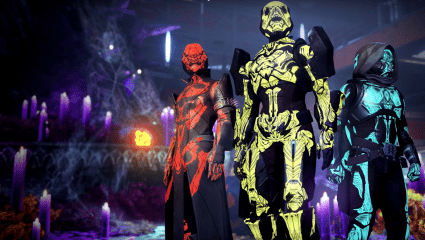 Festival of the Lost, Destiny 2's Annual Halloween Event, Brings With It Spooky Rewards And Events