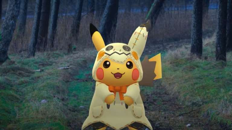 Pokemon Go! Halloween Event Is Now Underway And Will Continue Through November 1st