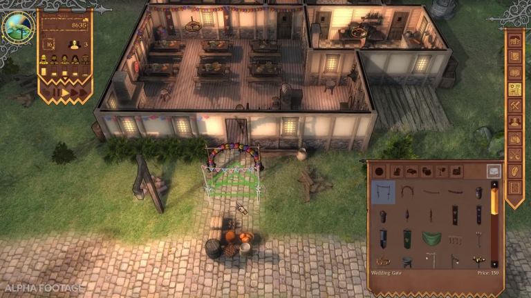 Crossroads Inn Is Coming To Steam Soon; Everything You Need To Know About The Newest Foray Into Business Management in Medieval Times