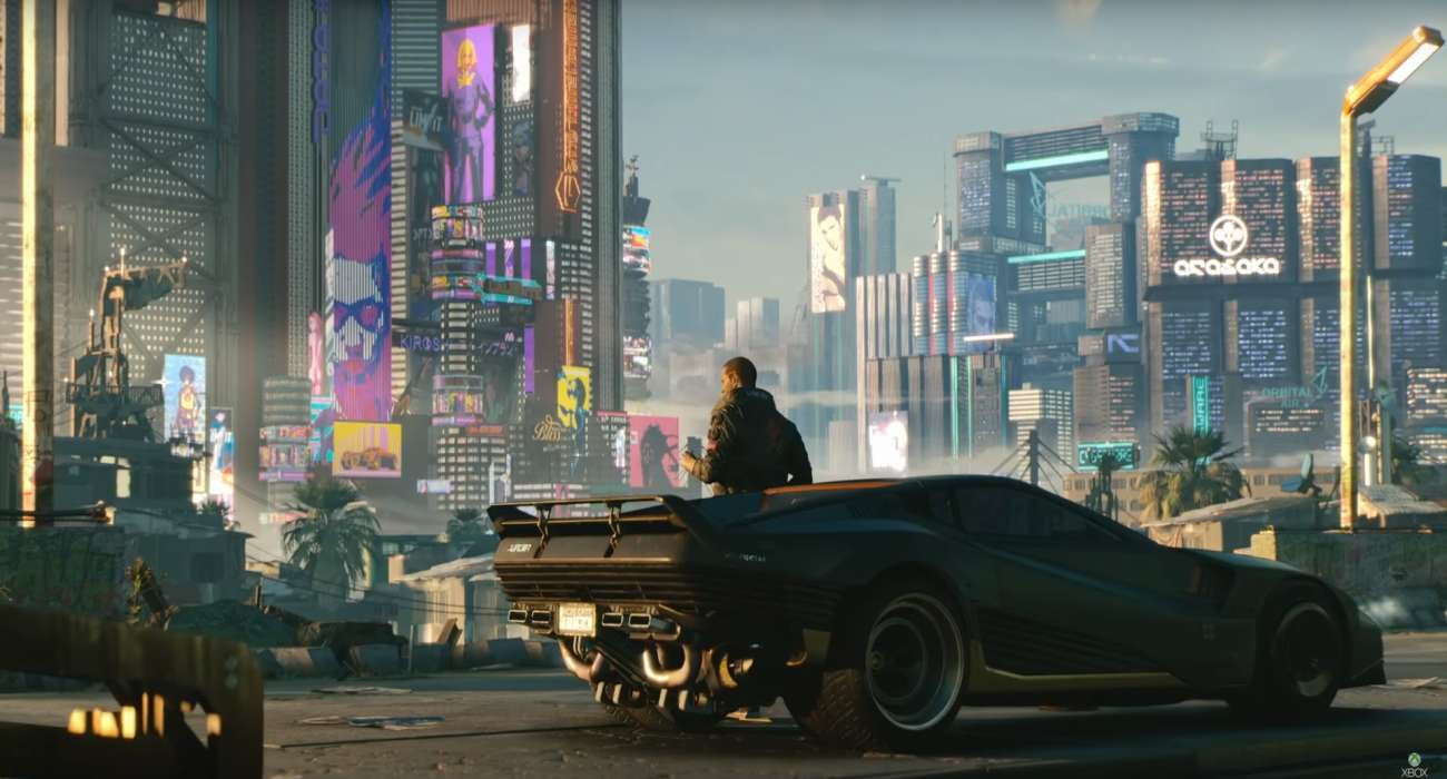Cyberpunk 2077 Has Been Rated As Mature By The ESRB While Revealing Multiple Sexually Explicit Scenes