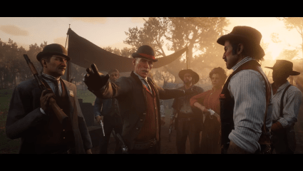 Red Dead Redemption II PC Launch Trailer - You're Going To Need A New Computer