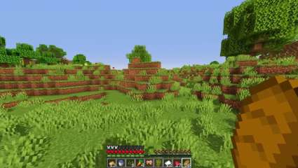 Minecraft Players Goes Out Of The Box, Completes The Game Without Mining A Block