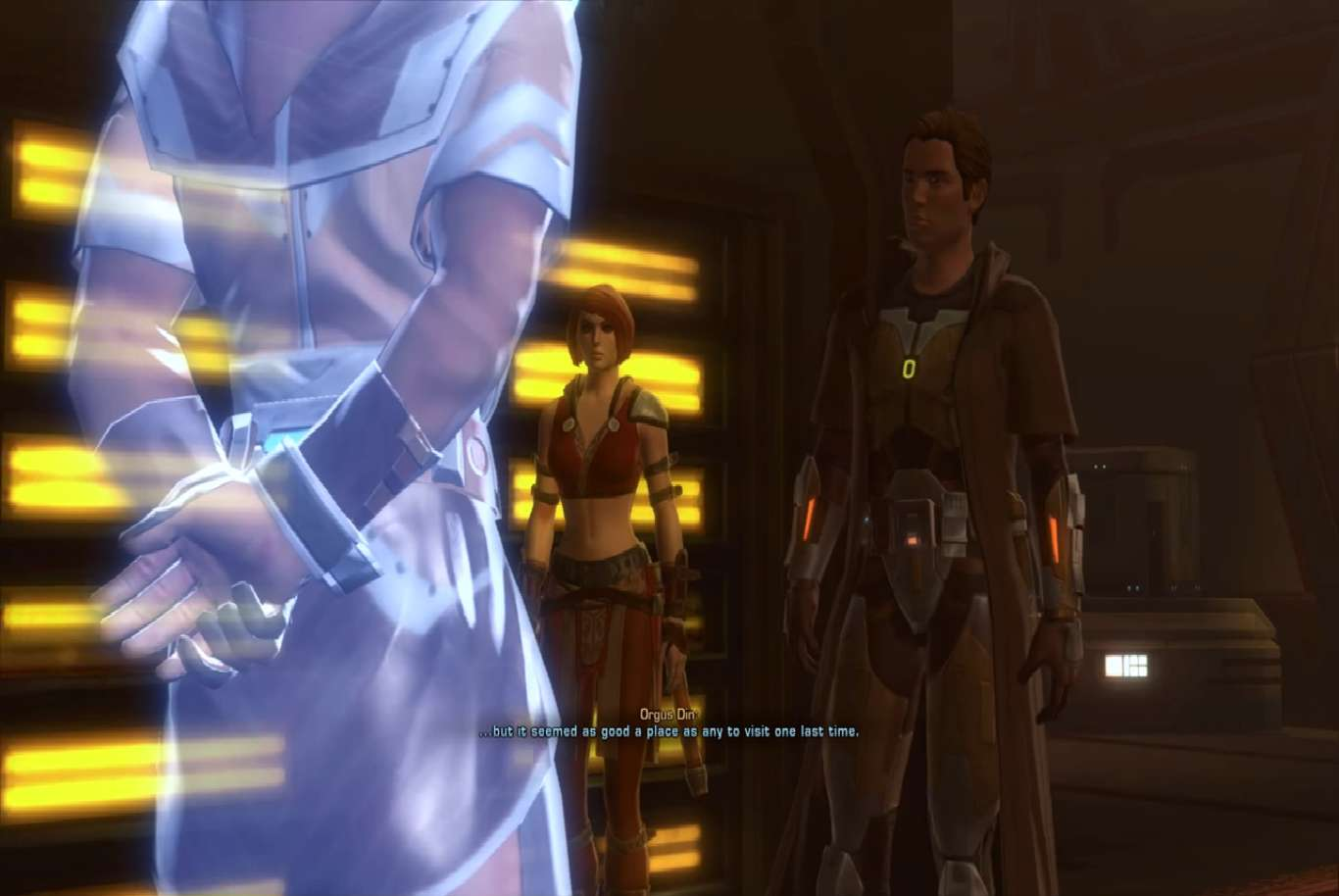 Star Wars The Old Republic Releases Information About The New Set Bonuses