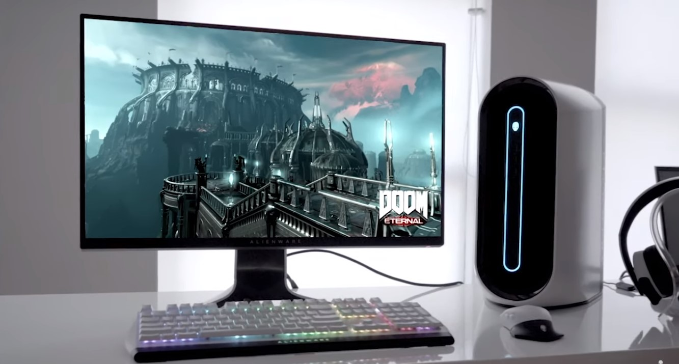 "Latest Alienware Stylish And Speedy 27"" Gaming Monitor Is Finally Available"