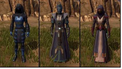 Star Wars The Old Republic Making Changes To Sorcerer And Sage Classes