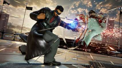 Tekken 7 DLC #13 Adds Katsuhiro Harada Costume Set And New Practice Mode Features