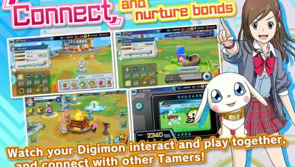 A New Digimon Mobile Game Has Been Released, Find Your Personal Bond In Digimon ReArise