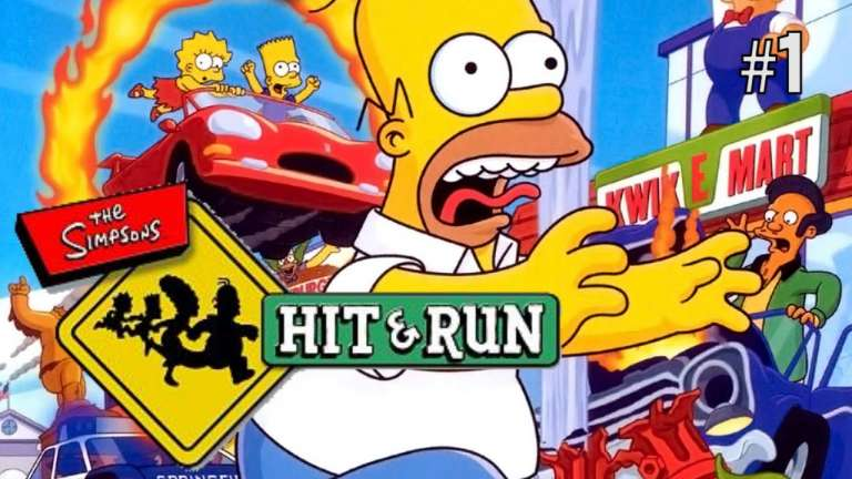 Unreliable Rumors Arise Around A Possible Remake Of The Simpsons: Hit And Run
