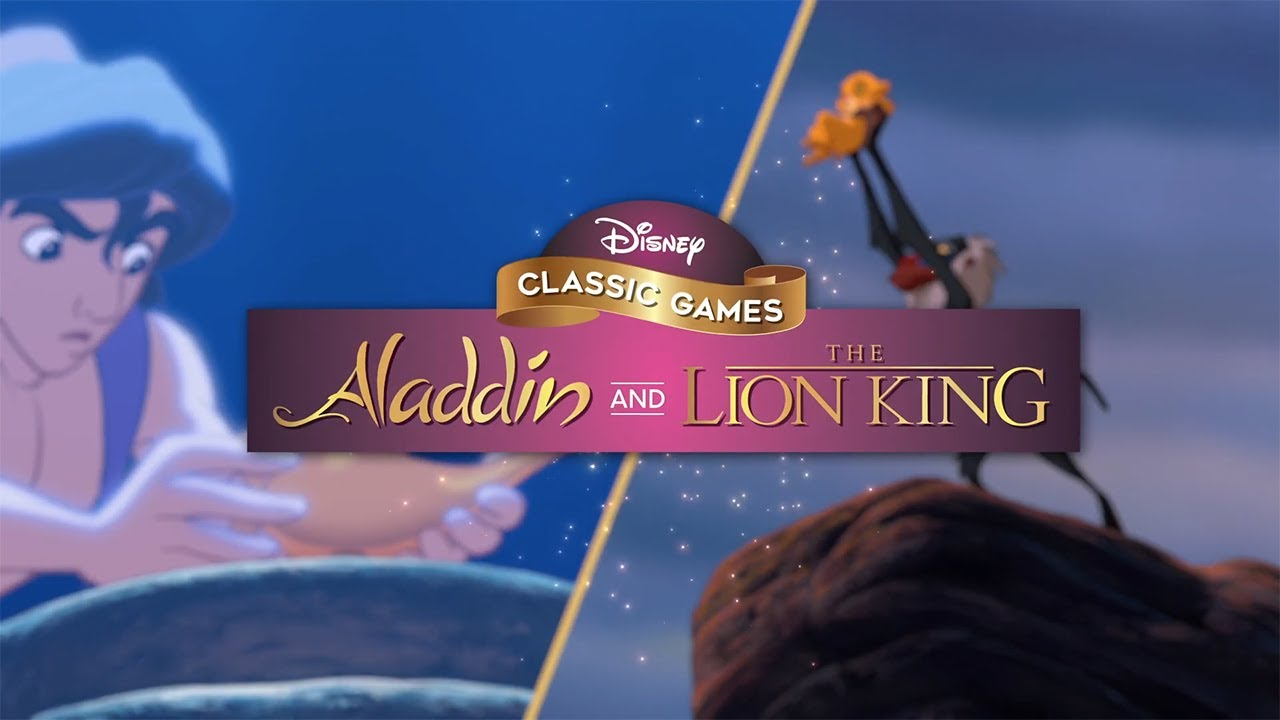 Disney Classic Games: Aladdin And The Lion King Are Getting A Physical Release Along With Sega Genesis And SNES Cartridges