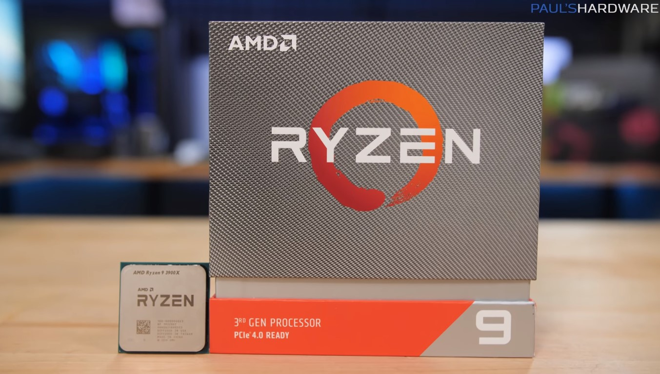 Unreleased 65W AMD Ryzen 9 3900X Processor Gets Tested And Tops World Record For Speed