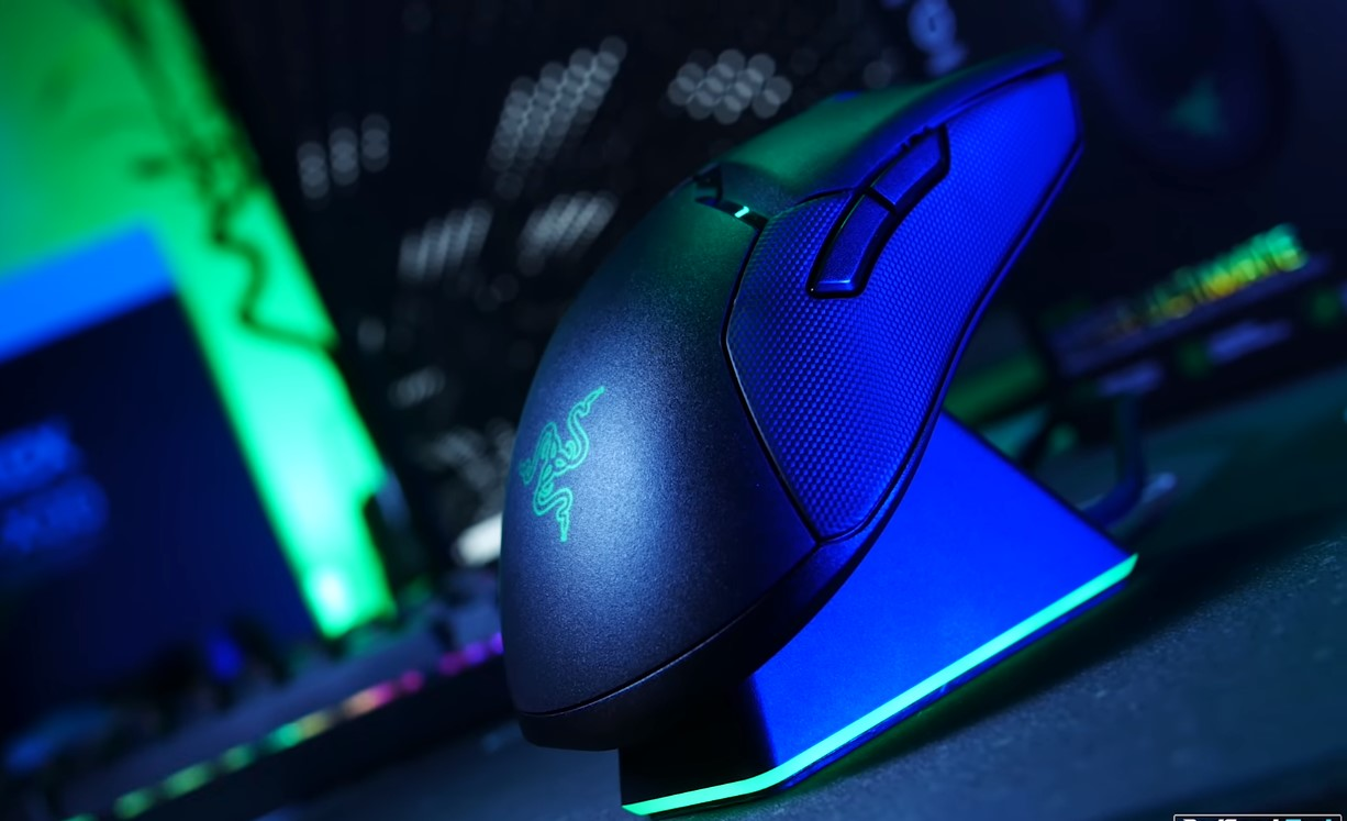 Razer Viper Ultimate Claims To Be The Fastest Wireless Gaming Mouse In The Market Today