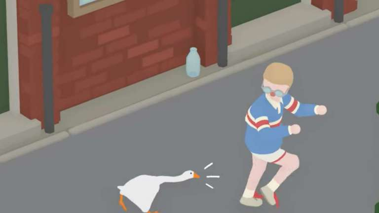 Untitled Goose Game Has Sold 100,000 Downloadable Copies In Its First Two Weeks