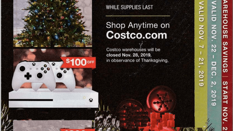 Costco's Black Friday Catalog Has Leaked And There Are Huge Gaming Deals For PC And Console
