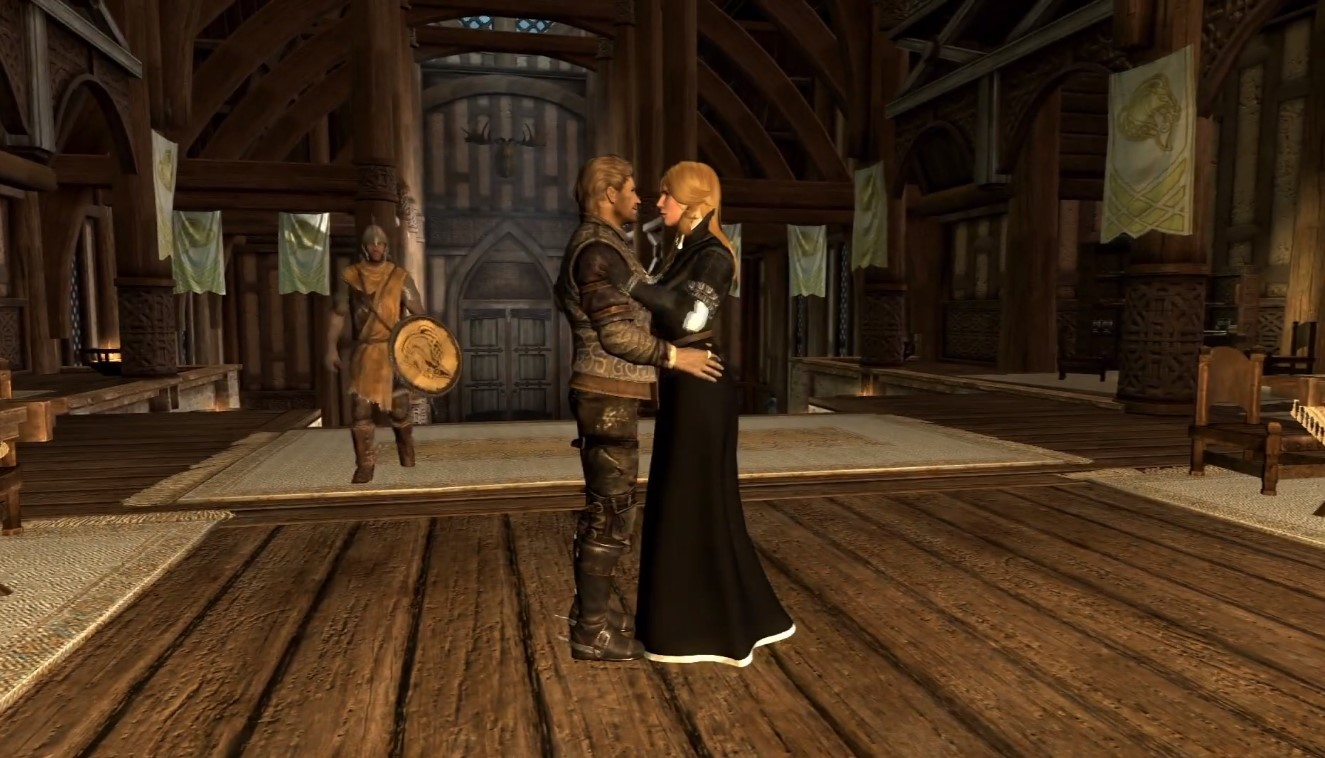 Fans Continue To Make Interesting Modifications For Bethesda Game, Newest Skyrim Mod Lets Players Enjoy Waltz