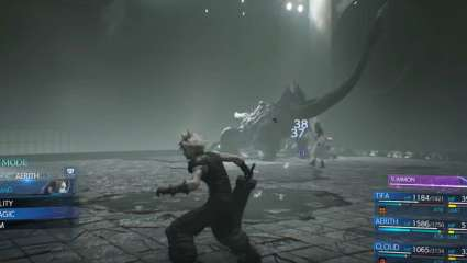 Final Fantasy VII Remake's Tactical Mode Brings Turn-Based Combat Back To The Franchise