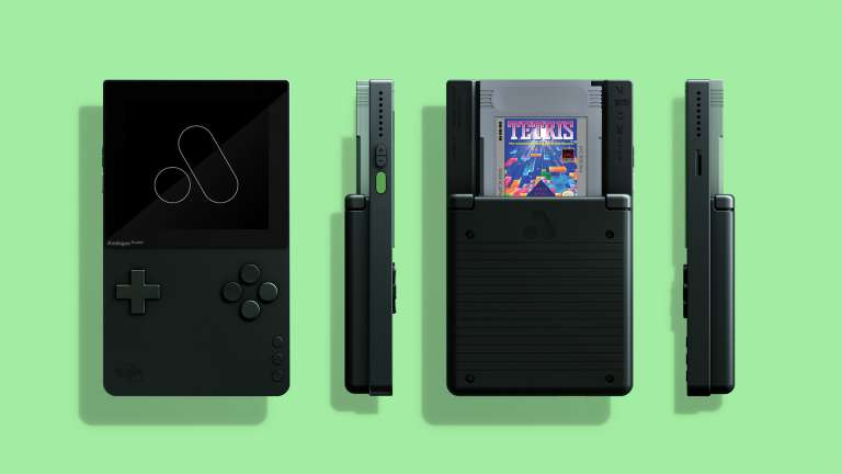 Retro Gaming Company, Analogue, Announces New Pocket Device That Plays Almost Everything