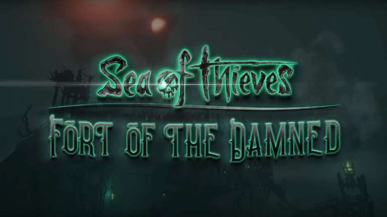 Sea Of Thieves Is Celebrating The Halloween Season With Its Fort Of The Damned Update