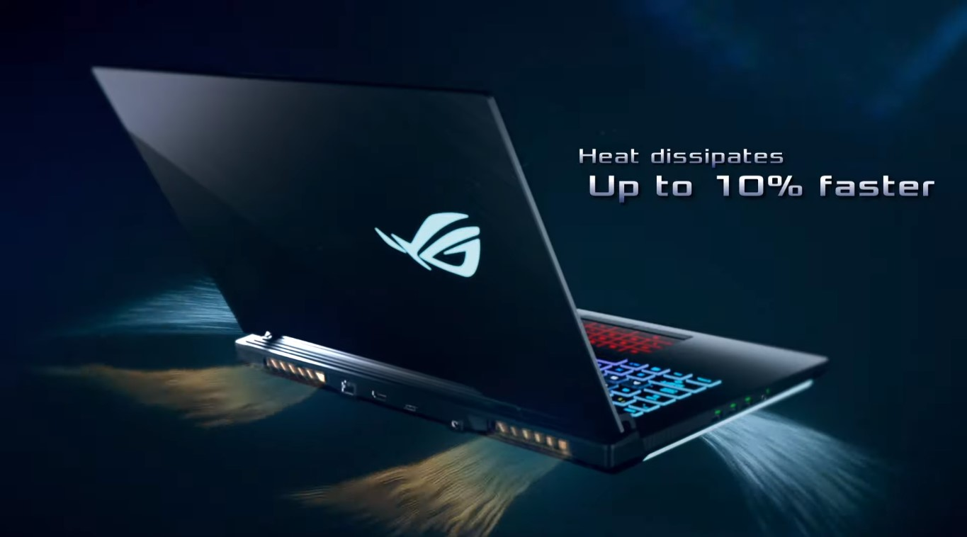 A Detailed Look At ASUS' Latest Gaming Monster – ROG G703GXR