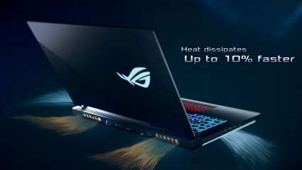 A Detailed Look At ASUS' Latest Gaming Monster - ROG G703GXR