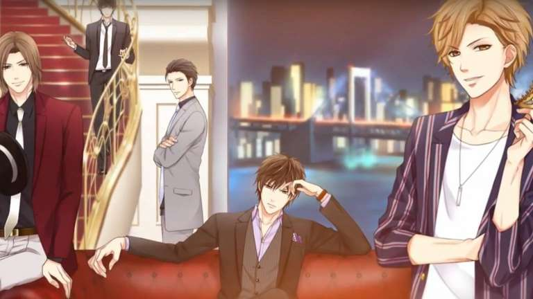 Otome Visual Novel Kissed by the Baddest Bidder Announced For Nintendo Switch