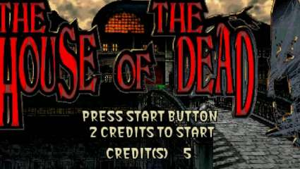 Forever Entertainment Has Confirmed Remakes For House Of The Dead 1 & 2, This Classic Arcade Shooter Could Be Coming To A Console Near You