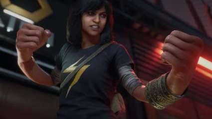 """Kamala Khan Chosen For Marvel's Avengers Because She's """"A Fan Girl Like Us"""" According To Game's Developer"""