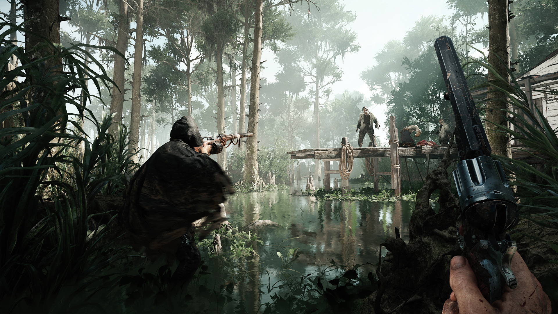 Hunt: Showdown's New Patch 1.2 Adds Weaponry, AI Improvements, General Updates