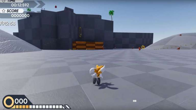 Sonic: Project Hero Is A 3D Game That Includes A Lot Of Amazing Elements; A Demo Is Now Available For PC
