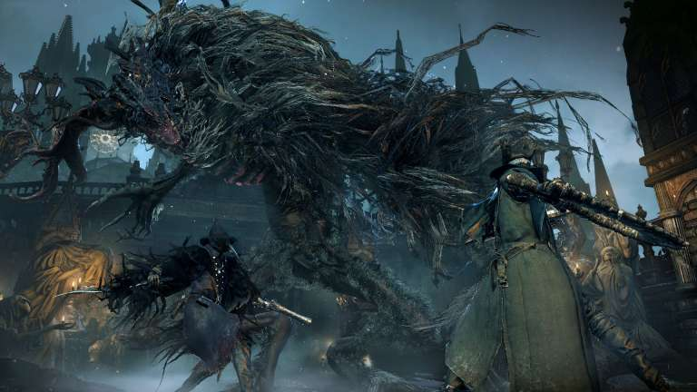 Community Member Makes Bloodborne Patch On PlayStation 4 Reach Past Arbitrary 30 FPS Lock
