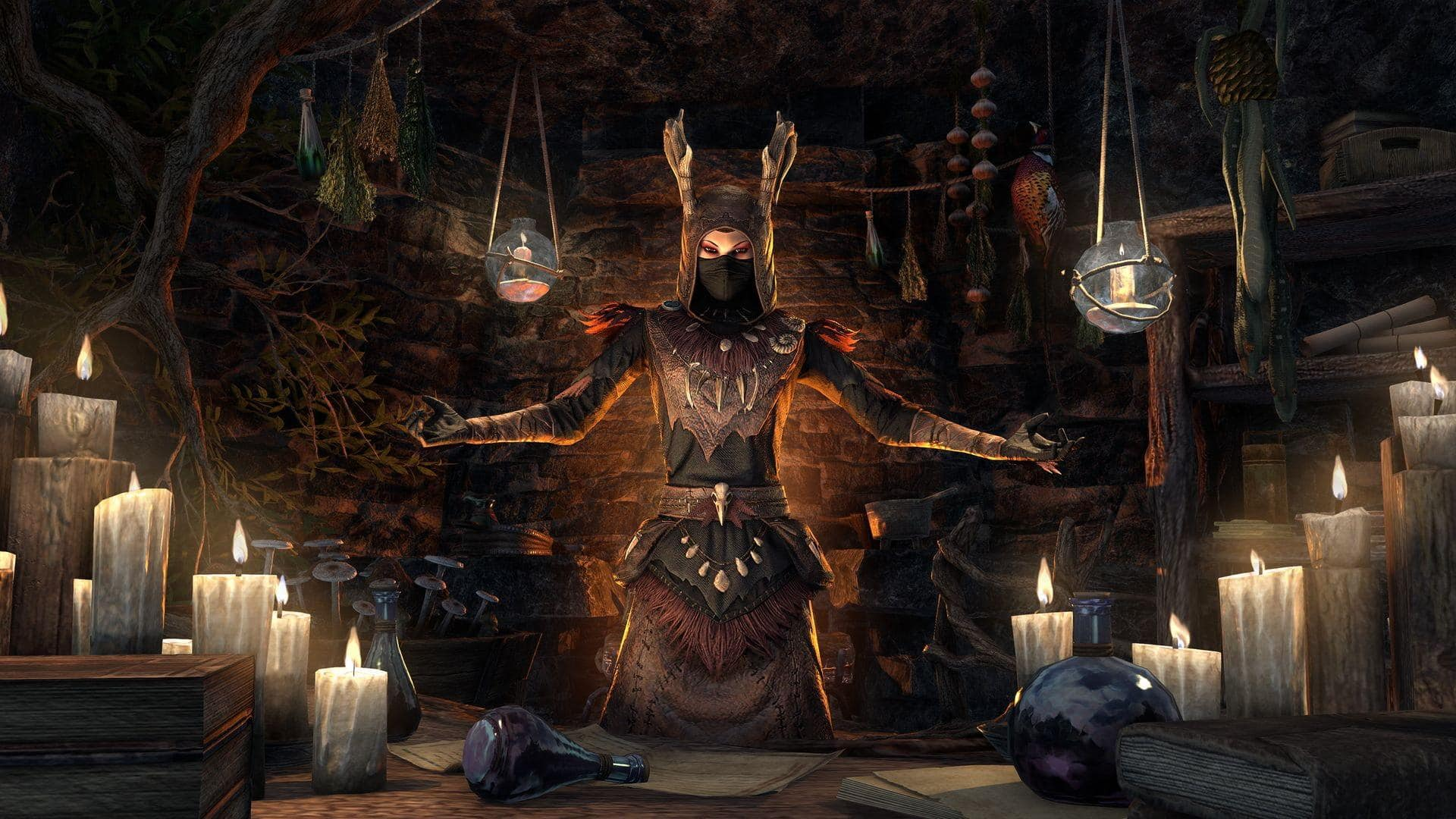 The Elder Scrolls Online Witches Festival Extended Due To Server Issues