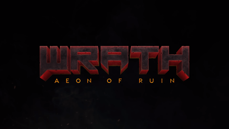 Big News For Retro FPS Fans: 3D Realms' Awesome New Game 'Wrath, Age of Ruin' Really, Really Pops