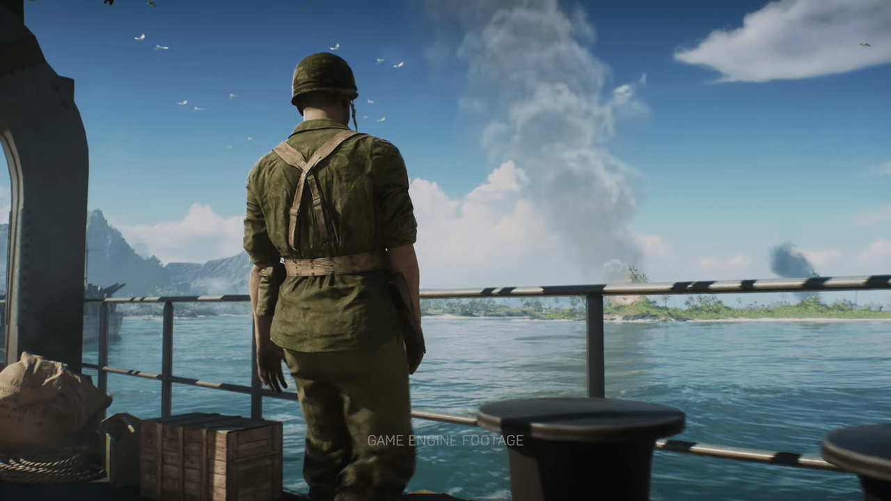 First Look At The Details Inside Battlefield V's Chapter Five Update – A HUGE List Of Changes And Tweaks Alongside New War In The Pacific Content