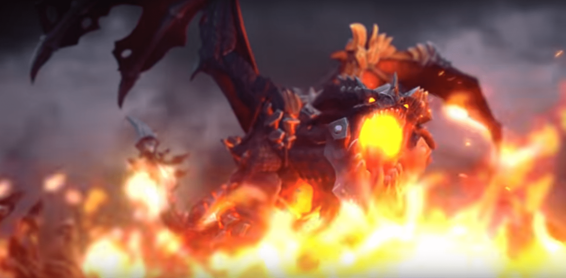 Heroes Of The Storm Just Got A Little Bigger With The Entrance Of Deathwing