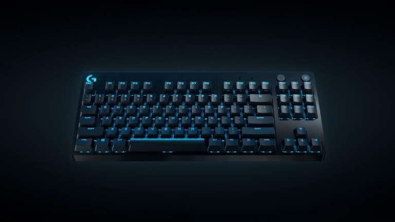 Logitech Builds Modular Mechanical Keyboard That Lets You Easily Swap Key Switches On-The-Fly