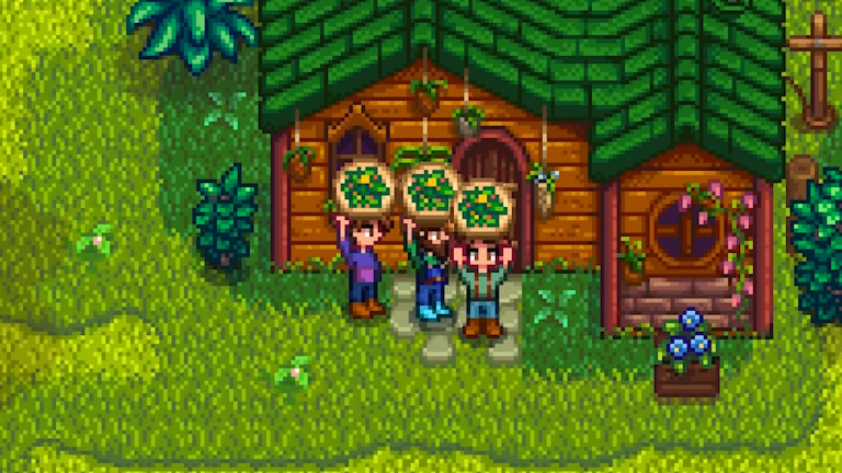 Stardew Valley Modder Adds A Wide Variety Of New Craftables To The Game