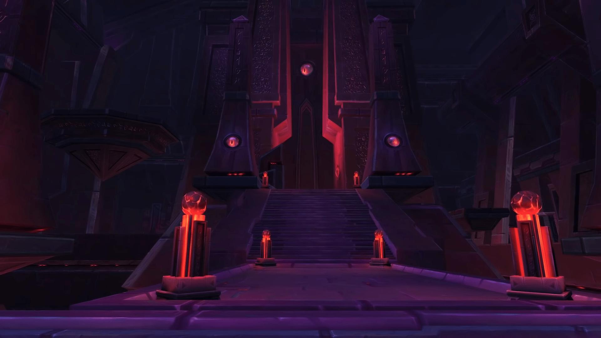 World Of Warcraft Patch 8.3 Public Test Realm Details Regarding New Corruption System