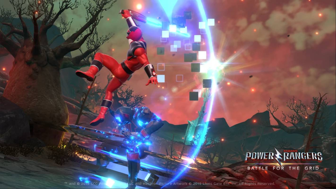 Power Rangers: Battle for the Grid 1.6 Patch Now Available With New DLC Character