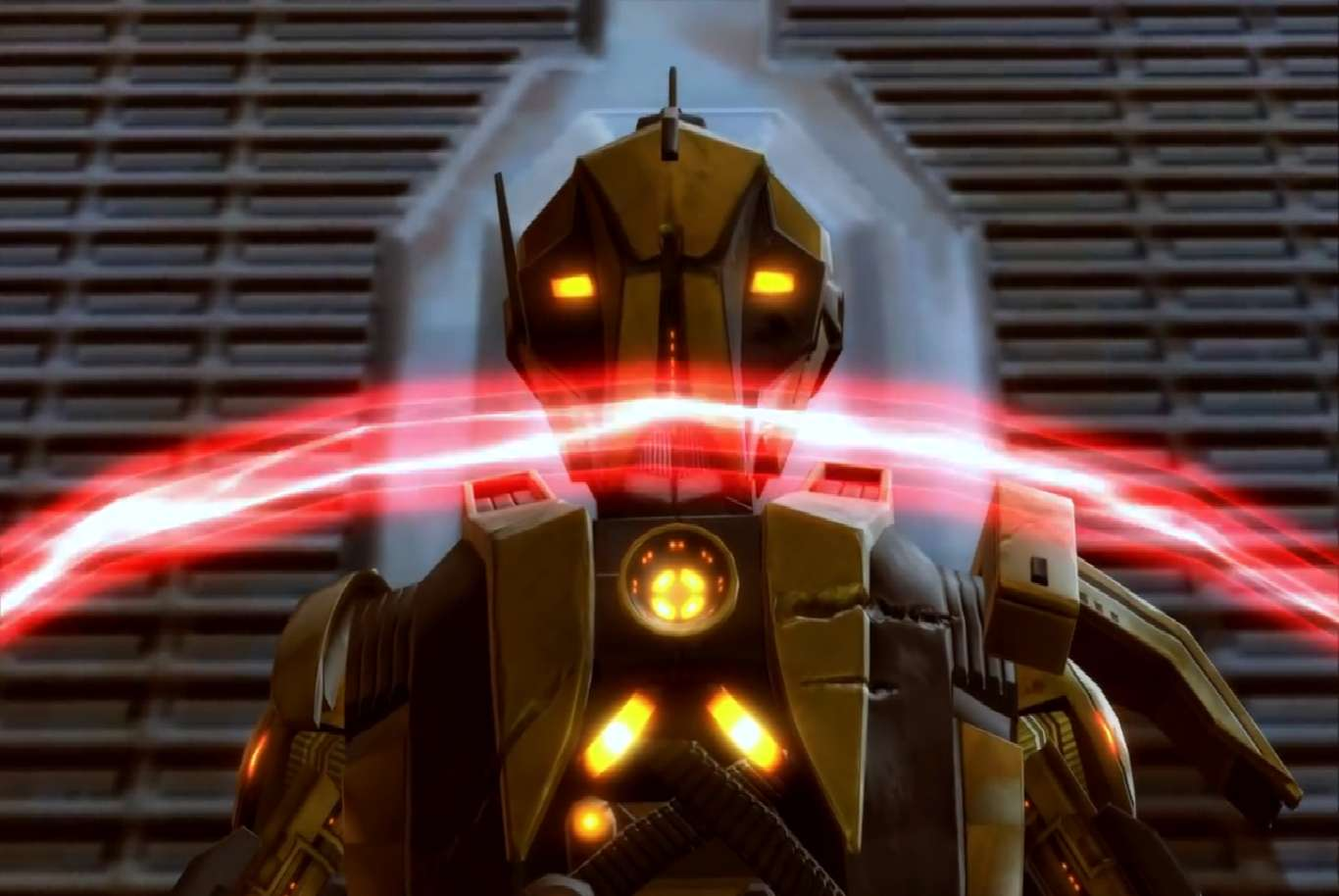 Star Wars The Old Republic Releases Formerly Subscriber Only Reward Of HK-55 Companion And Special Chapter