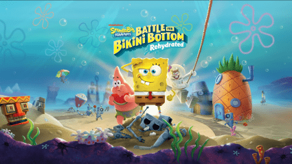 SpongeBob Squarepants: Battle For Bikini Bottom Rehydrated Is Getting Two Awesome Collector's Editions